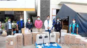 Centro de salud de Reque contará con once concentradores de oxígeno LRND - LaRepública.pe