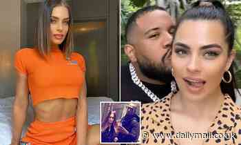 Usain Bolt's ex-girlfriend Holly Young 'splits from her boyfriend DJ Carnage' - Daily Mail