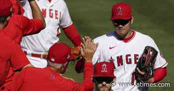 Shohei Ohtani provides a booming moment of heroics in the Angels' win over the A's