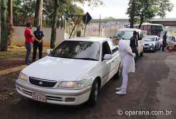 Barreira na Ponte da Amizade pretende impedir que nova cepa chegue ao Paraná via Paraguai - O Paraná