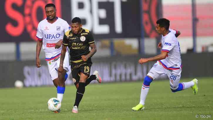 Universitario empató 0-0 con Mannucci y no pudo llevarse el Grupo A de la Fase 1 - La10