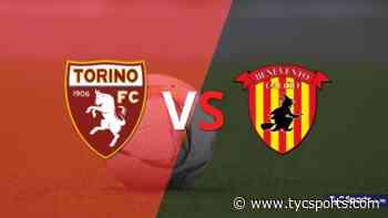 Torino y Benevento se repartieron los puntos en un 1 a 1 - TyC Sports