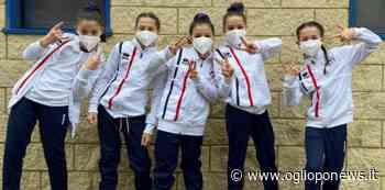 Gymnica 2009, ottima prova per le ginnaste a Mortara - OglioPoNews
