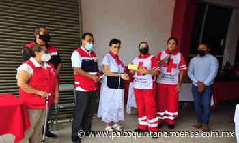 Con problemas financieros se encuentra la Cruz Roja de Felipe Carrillo Puerto por falta de colecta desde 2019 – Palco Noticias - Palco Quintanarroense