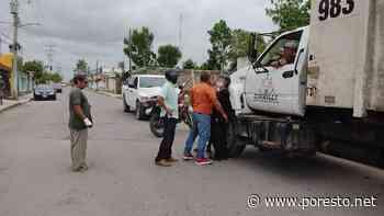 Policías detienen trifulca de empleados del Ayuntamiento de Felipe Carrillo Puerto - PorEsto