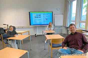 Volkshochschule setzt im Lockdown auf digitale Formate: Weiterbildung vom Sofa aus - Lengerich - Allgemeine Zeitung