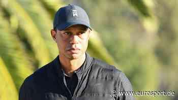 Tiger Woods - Crash-Ursache enthüllt - Golf-Star verunglückte aufgrund überhöhter Geschwindigkeit - Eurosport DE