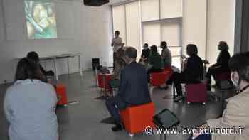 Roncq: le musée numérique Micro-folie s'installe à la Source - La Voix du Nord