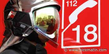 Odeur suspecte dans le centre de Grasse: une vingtaine de pompiers sur place - Nice-Matin