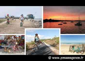 LACANAU : Suivez les pistes cyclables du littoral aquitain ! - La lettre économique et politique de PACA - Presse Agence