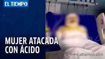 Mujer sufrió graves quemaduras por ataque con ácido en Orito, Putumayo - Delitos - Justicia - El Tiempo
