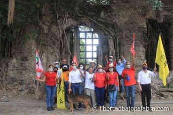 Colonias de Puente Nacional y La Antigua, fueron visitadas por Adolfo Mota - Libertadbajopalabra.com
