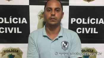 Falso policial é preso suspeito de aplicar golpes em Goianira - Mais Goiás