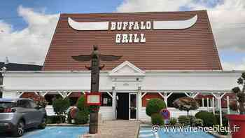 Noyon : qui veut acheter le totem de Buffalo Grill? - France Bleu