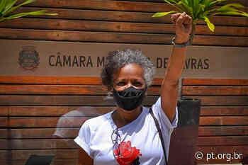 Em Lavras, vereadora quer instituir nome social para população LGBTQIA+ - Partido dos Trabalhadores