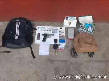 Asaltaron a una mujer en La Tablada y fueron detenidos en Villa Lugano - Popular