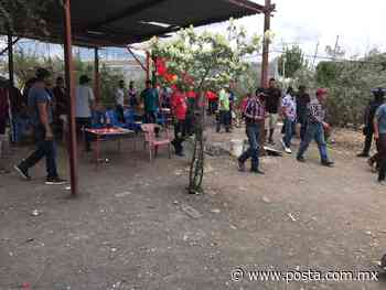 Policía de Escobedo revienta palenque clandestino - POSTA