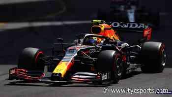 Formula 1: así le fue a Checo Pérez en el GP de Mónaco - TyC Sports