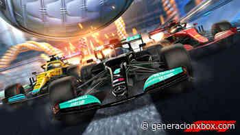 La Formula 1 se suma a Rocket League en este pack - Generación Xbox