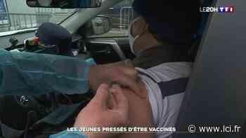 Le vaccidrive de Villepinte accueille déjà les plus de 18 ans - LCI