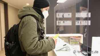 Fünf Stunden in einer Dissener Impfschlange - und am Ende war alles vergebens - noz.de - Neue Osnabrücker Zeitung
