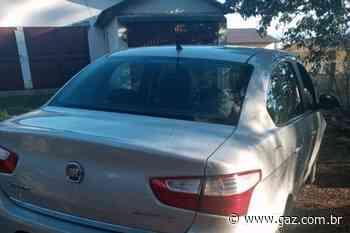 Taxista é vítima de assalto em Sobradinho - GAZ