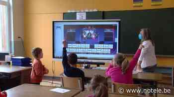 Templeuve : une classe flexible à l'école Saint-Joseph - Notélé