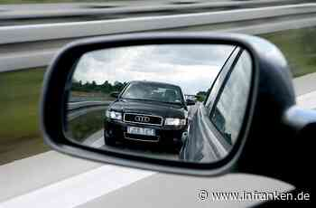 A73 bei Strullendorf: Autofahrer (20) bedrängt Polizisten durch Aufblenden - mit 200 km/h und Lichthupe auf der Autobahn - inFranken.de