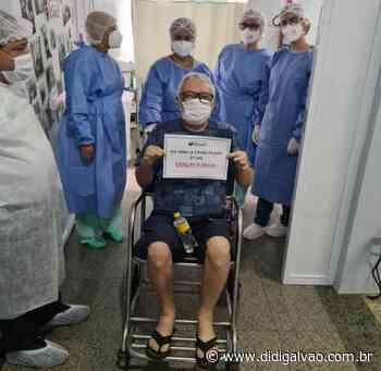 Parnamirim-PE: Waldir Jorge duas vezes curado da Covid-19 - Blog do Didi Galvão