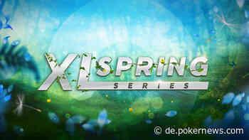 Über $1M GTD bei der 888poker XL Spring Series