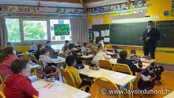 Marck: les enfants s'engagent dans un projet environnemental - La Voix du Nord