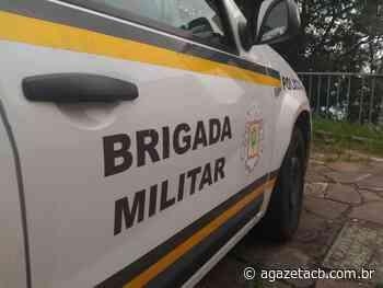 Brigada Militar realiza prisão no bairro Barrinha - AGazetaCB