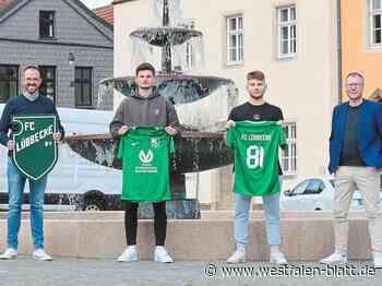 Preußen-Talente verstärken den FC Lübbecke - Westfalen-Blatt