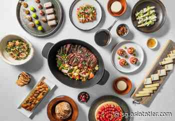 Where to Order Meals in Singapore This Week: Wolfgang's Steakhouse, Saint Pierre, Fat Cow, Summer Palace, Sushi Kimura - Tatler Singapore
