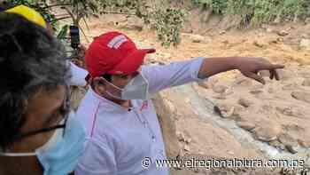 Huancabamba: COER elabora fichas técnicas para recuperar abastecimiento de agua potable en Canchaque - El Regional