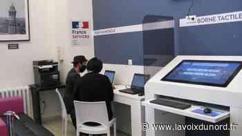 Fresnes-sur-Escaut: l'espace France Services inauguré, prêt à accueillir les usagers - La Voix du Nord