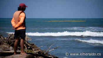 Aparece cuerpo de hombre que fue arrastrado por el mar en Salgar - EL HERALDO