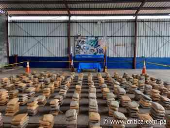 Senan decomisa 1,008 paquetes de coca al sur de Punta Burica - Crítica Panamá