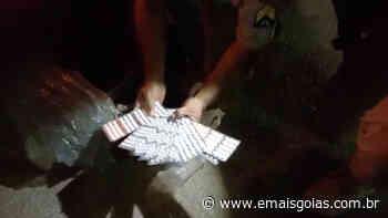 Motorista de ônibus é preso com 600 comprimidos de 'rebites' em Porangatu - Mais Goiás