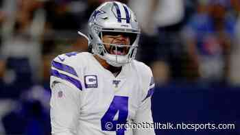 Dak Prescott: I could start and finish a game right now without worrying about my leg
