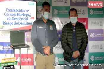 Guachetá declara alerta roja por aumento de muertes a causas del Coronavirus - Noticias Día a Día