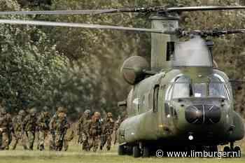 Koninklijke Marine oefent 'ongezien opereren' in Heuvelland - De Limburger