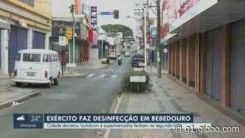 'Não é brincadeira', diz moradora sobre confinamento para frear coronavírus em Bebedouro, SP - G1