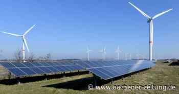 Simmerath sucht nach Flächen für einen Solarpark - Aachener Zeitung