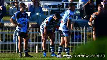 Port City Breakers and Wingham Tigers clash in Group 3 rugby league encounter - Port Macquarie News