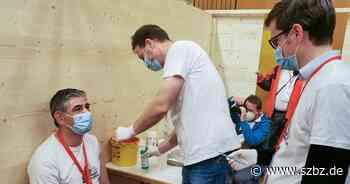 Wie bei Asterix: Holzgerlingen zeigt, wie Impfen geht - Sindelfinger Zeitung / Böblinger Zeitung