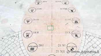 Valdobbiadene, lunedì l'intitolazione della piazza del Follo a Giovanni Follador: sulla pavimentazione una meridiana unica in Italia - Qdpnews