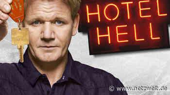 Hotel Hell mit Gordon Ramsay   Sendetermine & Stream   Mai/Juni 2021 - NETZWELT