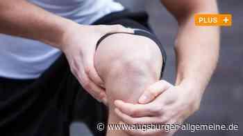 Experte über Behandlungsmethoden: Was tun, wenn das Knie schmerzt? - Augsburger Allgemeine