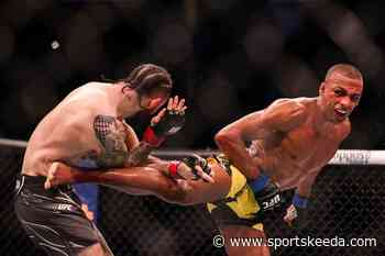 """""""I asked myself what happened?""""- Edson Barboza talks about his unusual knockout win over Shane Burgos - Sportskeeda"""